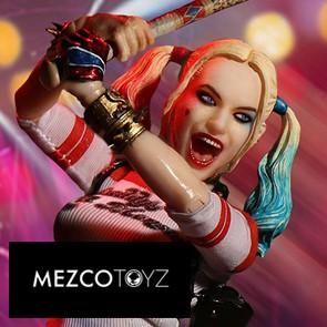 Harley Quinn - Suicide Squad (Mezco Toys)