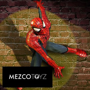 1/12 Spider-Man - Marvel - Mezco Toys