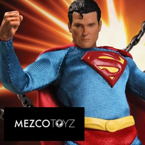 1/12 Superman - DC - Mezco Toys