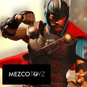 1/12 Thor - Thor: Ragnarok - Mezco Toys