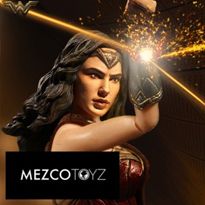 1/12 Wonder Woman - DC - Mezco Toys