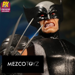1/12 Wolverine - X-Men (Exclusive) (Mezco Toys)