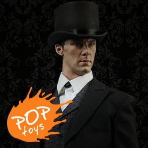 1/6th Sherlock Holmes - British Detective POP Toys