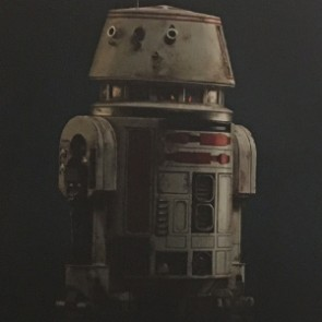 R5-D4 Astro Droid - Sideshow