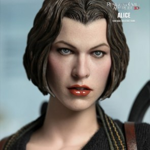 Resident Evil Afterlife Alice - Hot Toys