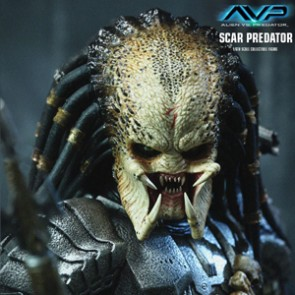 Scar Predator Alien vs. Predator - Hot Toys