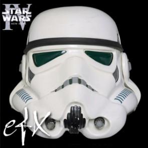 1:1 Stormtrooper Helmet - Episode IV by EFX