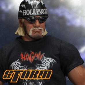 1/6th Hollywood Hogan - Weltweit limitiert auf 500 St. - Storm