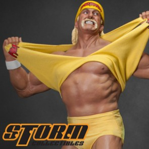 1/4th Hulk Hogan Hulkamania - Statue - Storm