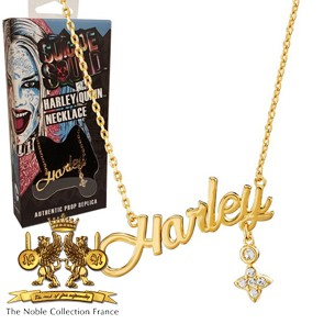 1:1 Harley Quinn Halskette - Replik - Noble Collection