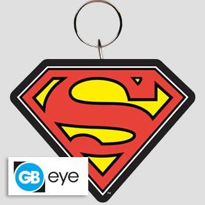 Superman-Logo - Schlüsselanhänger