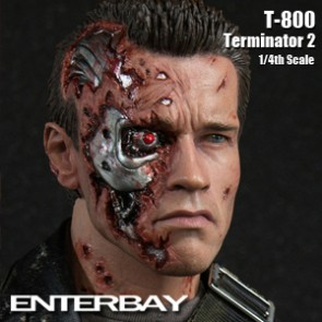 Enterbay - T-800 - Incredible Figures