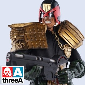 1/6 Judge Dredd - 2000AD (threeA)