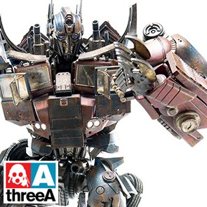 Optimus Prime Evasion Edition - Transformers - ThreeA