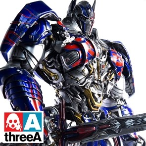 Optimus Prime - Transformers 5 - The last Knight - threeA