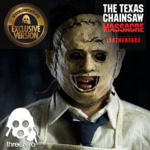 1/6 Leatherface - Texas Chainsaw Massacre - Threezero