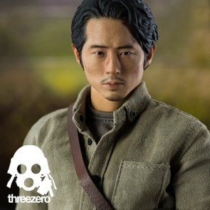 Glenn Rhee - The Walking Dead - Deluxe Version - Threezero