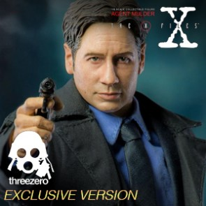 1/6 Agent Mulder - The X Files - Exclusive Version - Threezero