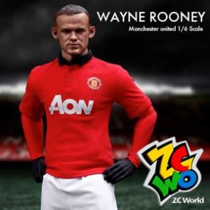 ZC World - Wayne Rooney Manchester United
