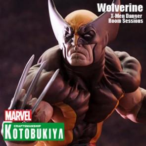 Wolverine - X-Men - Danger Room Sessions Fine Art Statue