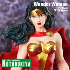 Wonder Woman - DC Comics (ARTFX Statue)