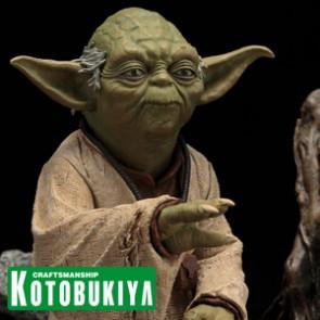 1/7th Yoda - Star Wars - ArtFx+ Kotobukiya
