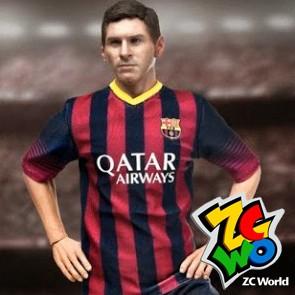 Lionel Messi - FC Barcelona - ZC World