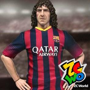Puyol - FC Barcelona - ZC World