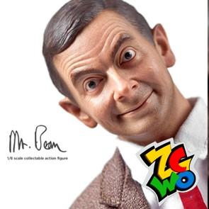 1/6th Scale MR. Bean - Deluxe Edition - ZCWorld