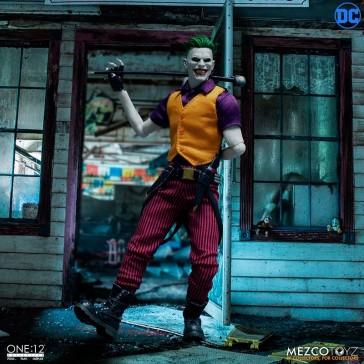 The Joker: Clown Prince of Crime Edition - Mezco Toyz