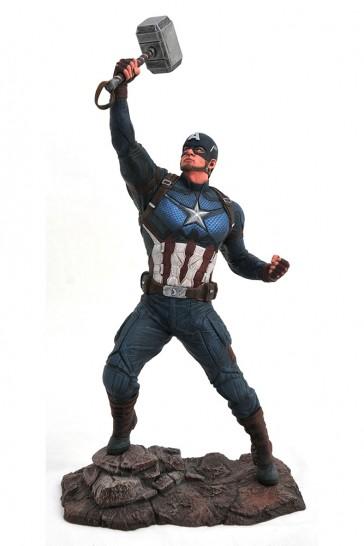Diamond Select - Captain America - Avengers Endgame - Marvel Gallery PVC Statue
