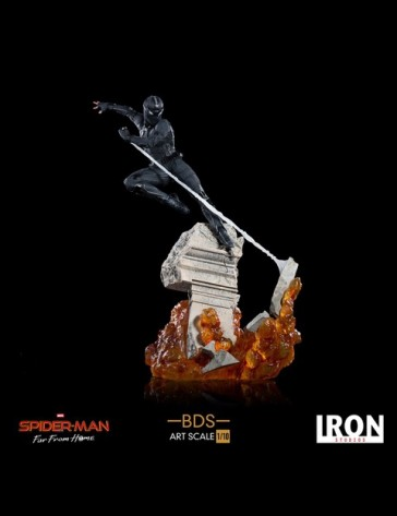 Iron Studios - Night Monkey Spider-Man - Spider-Man: Far From Home - BDS Art Scale Statue