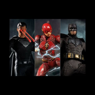 Mezco Toyz - Zack Snyder's Justice League - The One:12 Collective - Deluxe Set