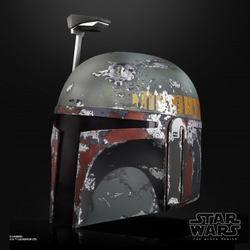 Hasbro - Boba FettElektronischer Premium Helm - The Black Series