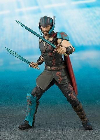 Gladiator Thor - Thor Ragnarock - S.H. Figuarts -Tamashii Web Exclusive