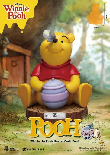 Beast Kingdom - Winnie the Pooh - Disney - Master Craft Statue