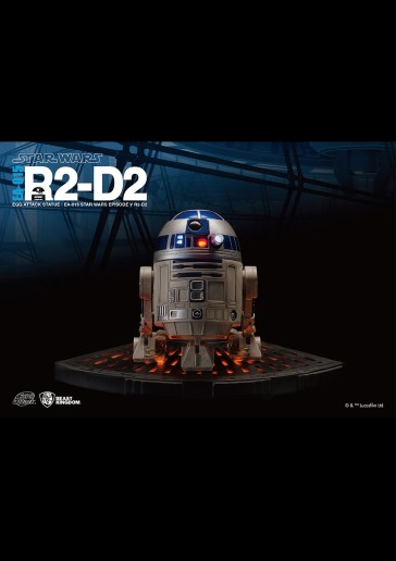 R2-D2 - Star Wars - Egg Attack - Beast Kingdom