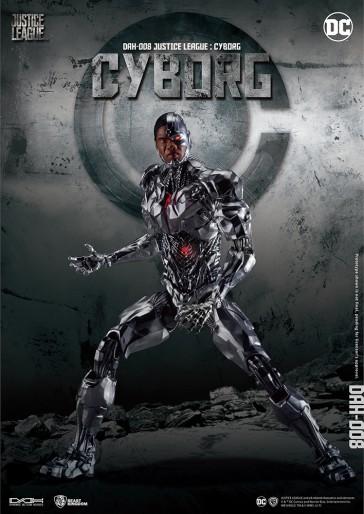 1/9th Cyborg - Justice League  - Beast Kingdom