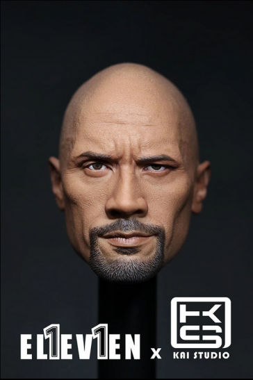 Eleven X - Kai EK01B - Male 1/6 Headsculpt