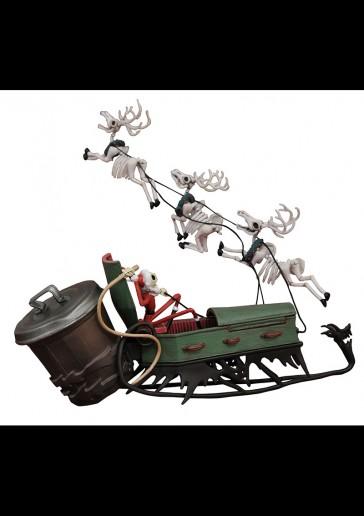 Diamond Select - Jack and Sleigh - Nightmare Before Christmas