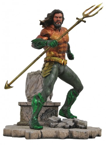 Diamond Select - Aquaman - DC Gallery' Reihe