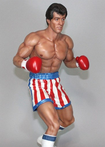 1/4th Rocky Balboa - Rocky - Hollywood Collectibles