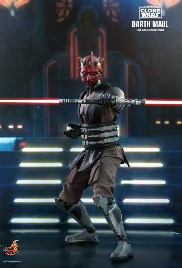 Hot Toys - Darth Maul - Star Wars: The Clone Wars