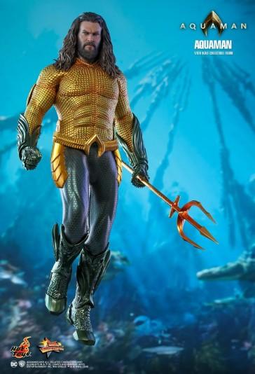 Hot Toys - Aquaman - Arthur Curry - DC Comics