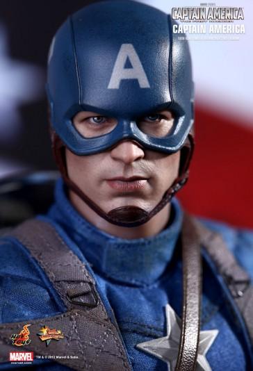 Captain America - The First Avenger - Hot Toys
