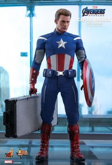 Hot Toys - Captain America - 2012 Version - Avengers:Endgame