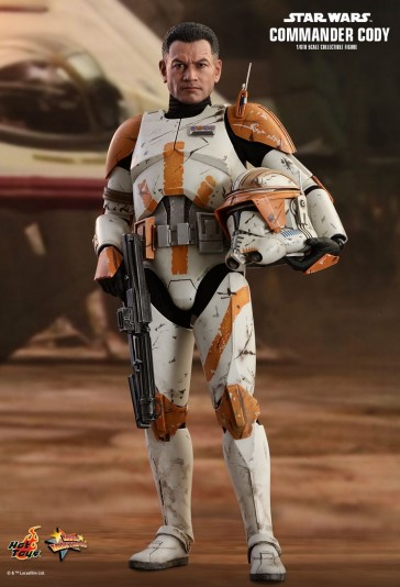 Hot Toys - Commander Cody - Star Wars - Revenge of the Sith