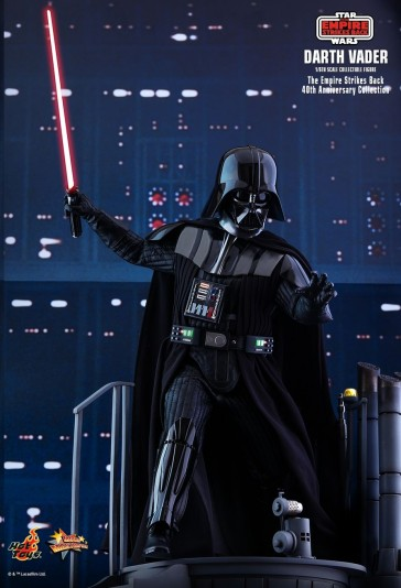 Hot Toys - Darth Vader - Star Wars - The Empire Strikes Back - 40th Anniversary Collection