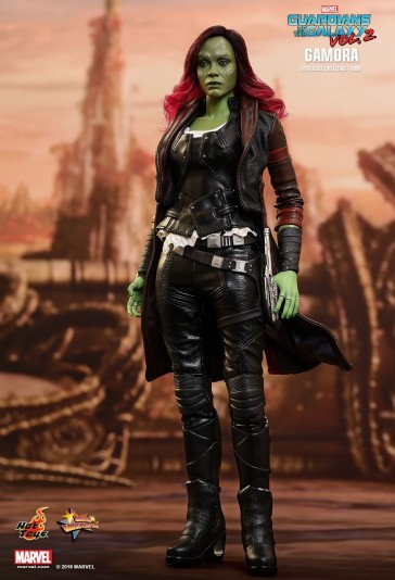 Hot Toys - Gamora - Guardians of the Galaxy Vol. 2