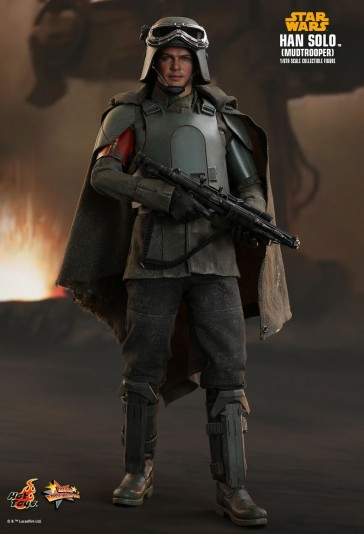 Han Solo Mudtrooper- Solo: A Star Wars Story - Hot Toys